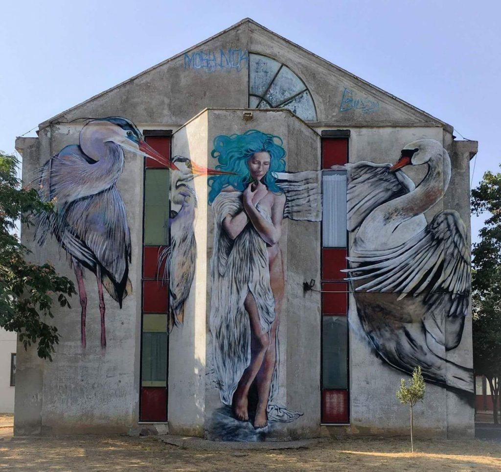 murale scuola primaria